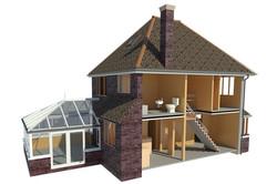 3d-building-model-revit-survey