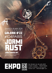 JORMI RUST EXPOSE