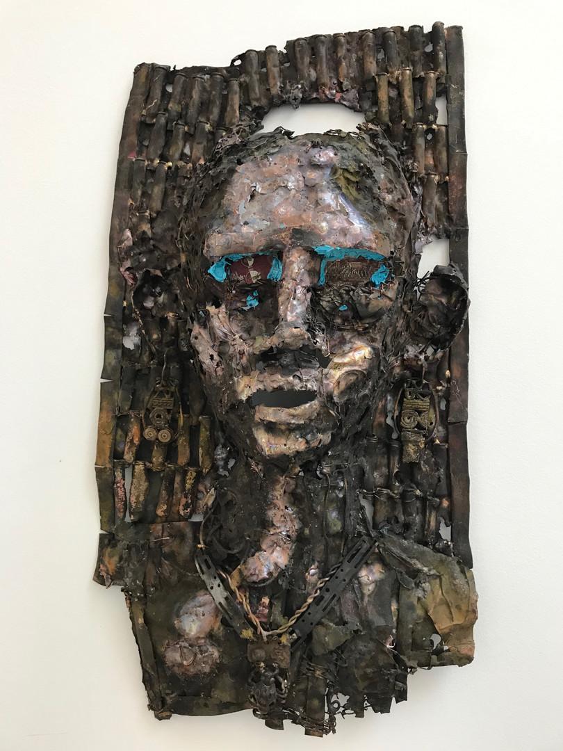 Dieudonné  Fokou - sculptures