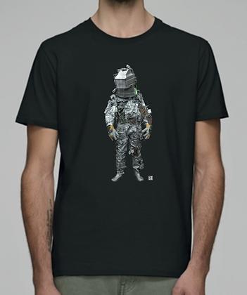"T-Shirt ""Kongoastronaute"""