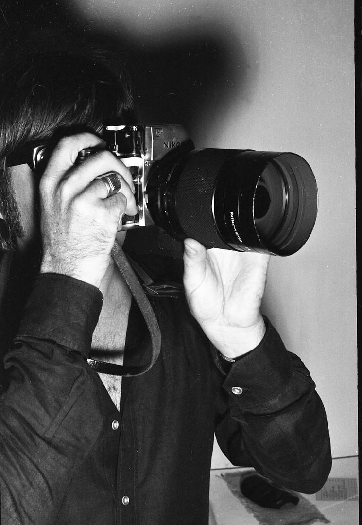 Francis Matton - Photographe