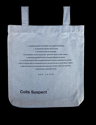 "Tote Bag ""Colis Suspect"""