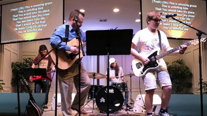 Chapel Worship Team Class for Grades 8-12 (11:00)