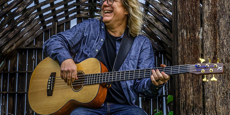 Live Music Wednesday - Ray Cardwell