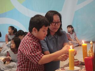 Kegiatan Keagamaan Full English-Primary dan SD Jubilee