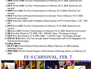 Morning Notes, Feb.13, 2020