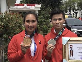 Dua Alumni Jubilee School Sabet Medali Asian Games 2018