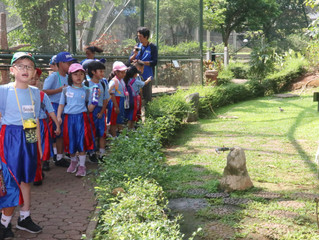 FEP Grade 1 Field Trip to Taman Burung TMII