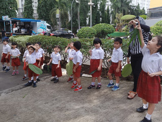 Early Childhood Program: Mengenali Aneka Jenis Tumbuhan