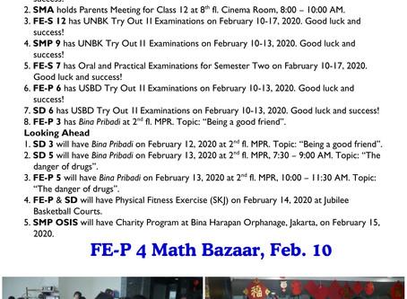 Morning Notes, Feb.11, 2020