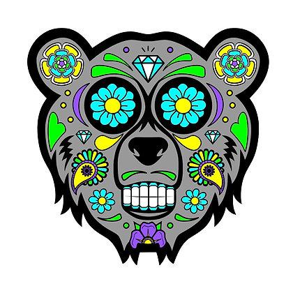 Bear Candy Gray Mood Mat (LIMITED)