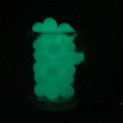 Bear Quartz Pearls (2 Glow in the dark)