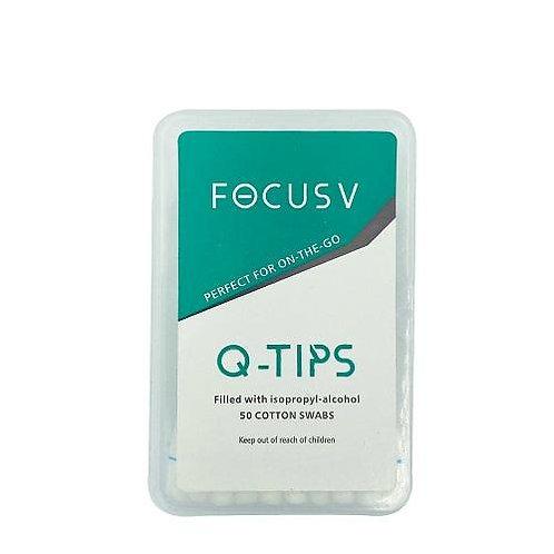 Focus V Q-Tips
