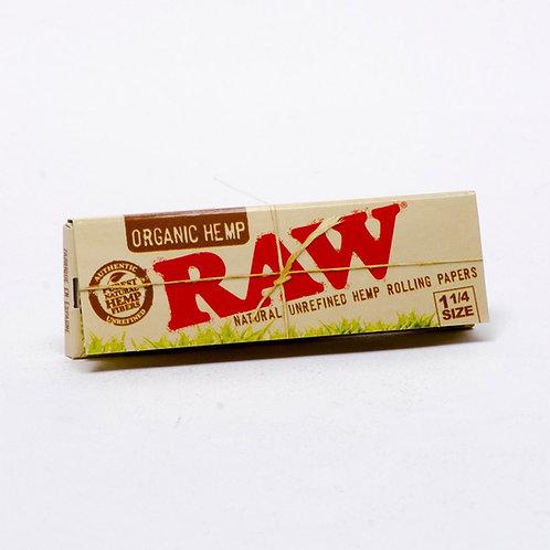 Raw Organic 1 1/4