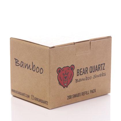 BQ Bamboo Swabs Refills
