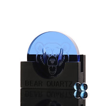 Bear Quartz BLUE Spinner Disk Set
