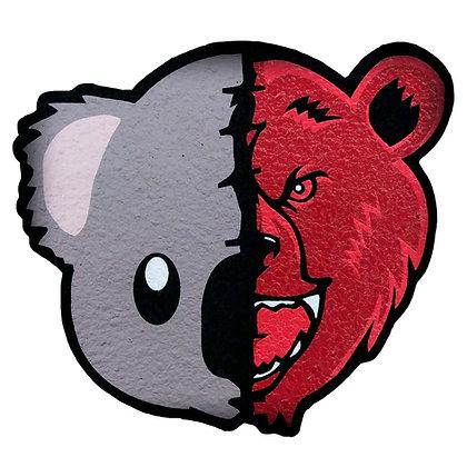 Bear Quartz x Koala Puffs Mood Mats