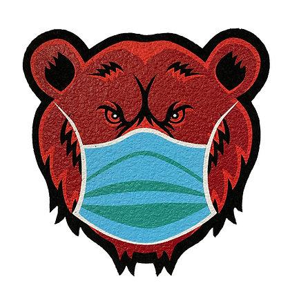 Bear Quartz x Mood Mats COVID Mat