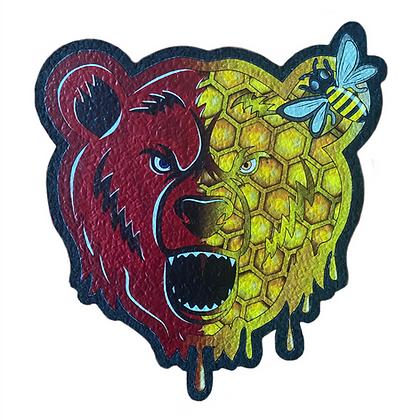 Bear Quartz x Mood Mats B-HIVE Edition