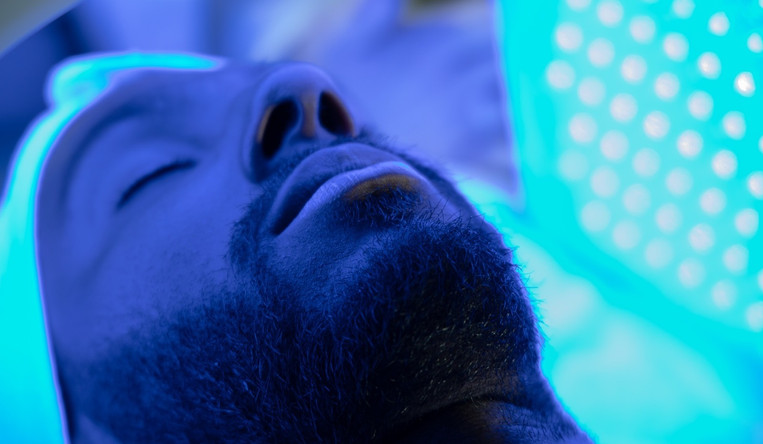 LED Light Therapy Facial