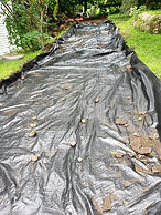 Fond terrain asphalte Hortiloc