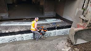 Réparation Entrée souterraine Hortiloc Hortiloc