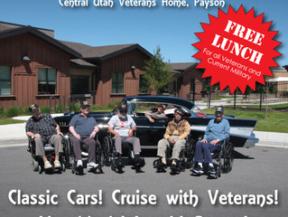 2017 Veterans Car Show and Cruise