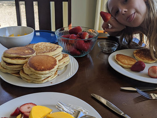 Buttermilk Pancakes by Jackie
