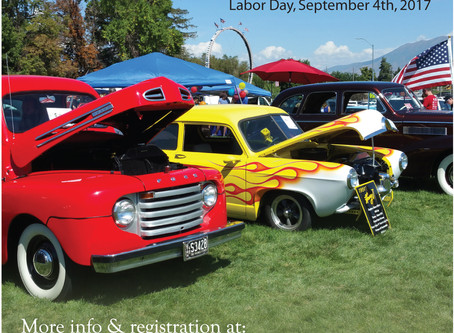 2017 Golden Onion Days Car Show