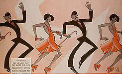 Compagnie Zygomat'Hic - Le bal des Zygos - Lithographie Stompin' Ballroom
