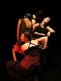 Compagnie Lo - Averses, et puis... - création 2009 - crédits photo : Fabrice Guéno