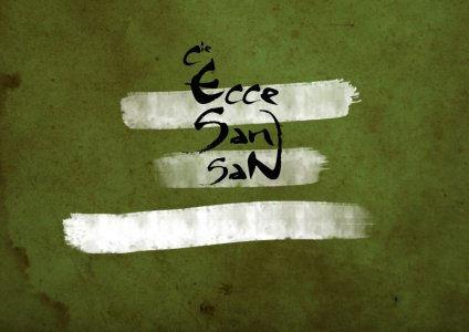Compagnie Ecce San San - Logo