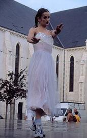 Compagnie Esther Aumatell - Le canard - crédit photo : Bilg