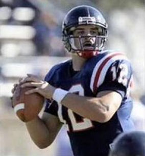 D1 QB client was 2 year All American