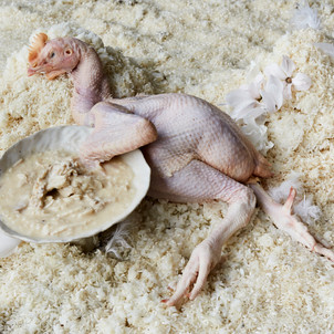 Avgolemono - Greek Chicken and Rice Soup
