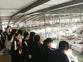 中學生大灣區環保考察學習之旅暨農莊環保植樹活動