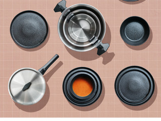 Nesting Set - Cookware/Dinnerware