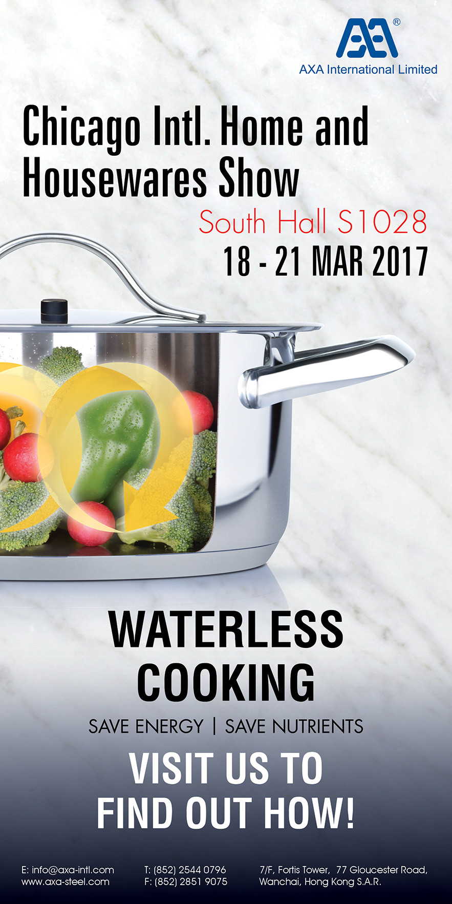 Chicago Intl. Home and Housewares Show 2017