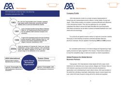 AXA Company Introduction 4