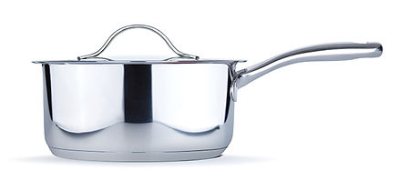 waterless cooking saucepan