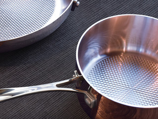 Honeycomb Cookware - Easy release