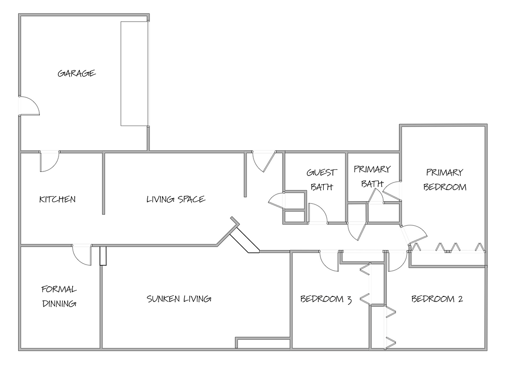 floor plan for strong