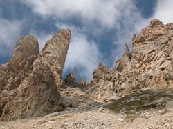 Denti di Terrarossa - Alpe di Siusi