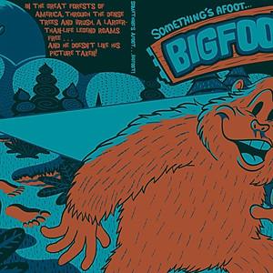Bigfoot Book Cover