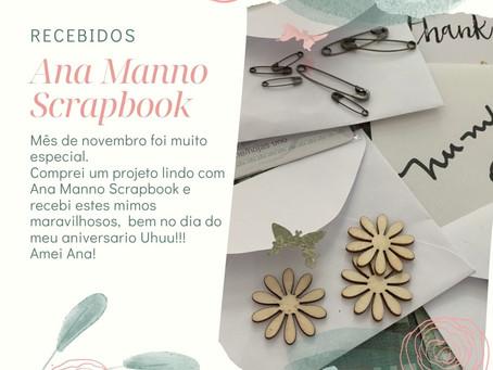 Recebidos - Ana Manno