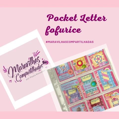 Pocket Letter Fofura