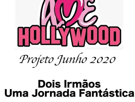 Projeto AME Scrap - Junho