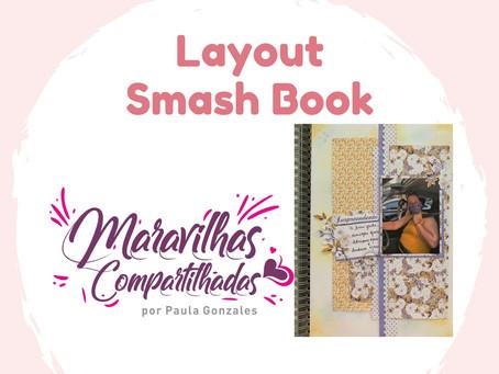 Layout Smash Book