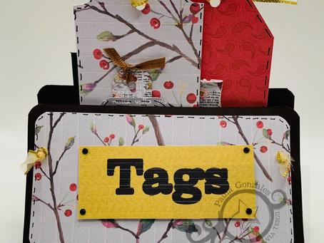 Porta Tags e Tags