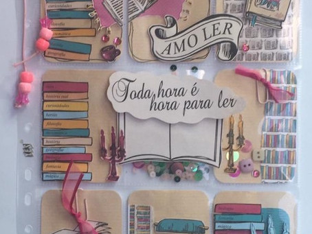 Pocket Letter Amo Ler